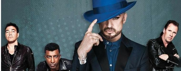 Boy George + Culture Club featuring Thompson Twins' Tom Bailey