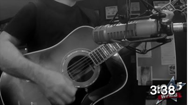Kyle Mitchell – Country Again LIVE in Studio