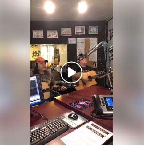 Brushville Live In Studio