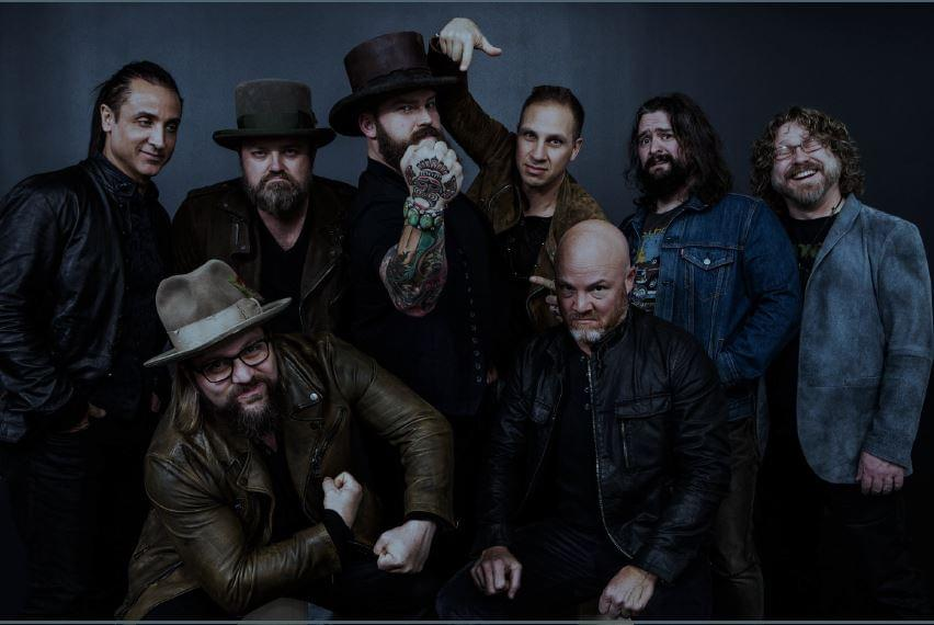 Zac Brown Band @ Hollywood Casino Amphitheatre