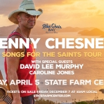 Kenny Chesney Tickets For Champaign On Sale Dec. 7th