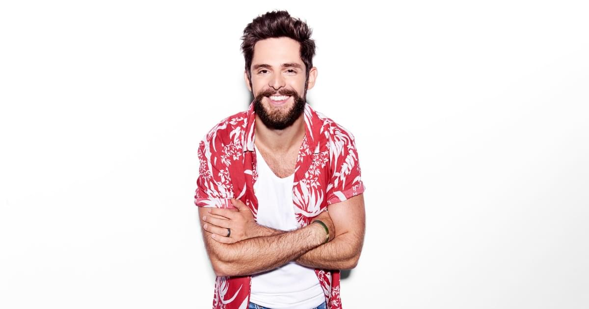 Thomas Rhett with special guests Dustin Lynch, Russell Dickerson, Rhett Akins