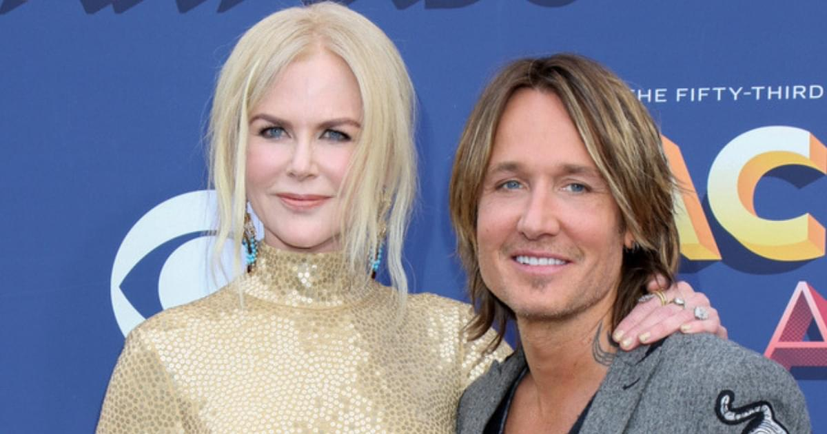 "Nicole Kidman Reveals Sweet Moment When She Knew Keith Urban Was ""the One"""