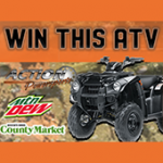 WIN an ATV with Pepsi