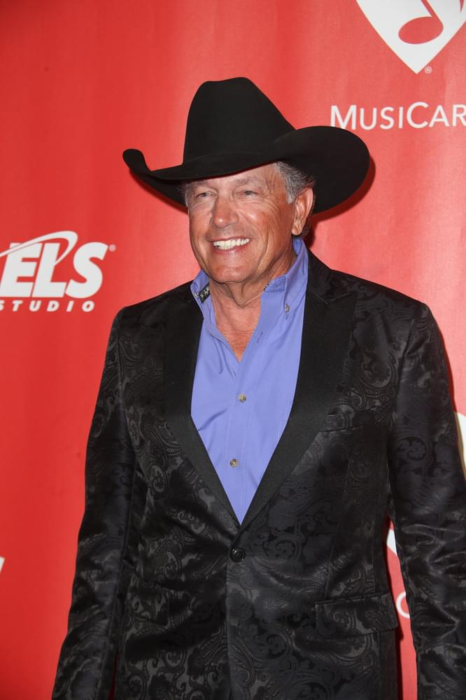 LISTEN: Check Out New George Strait- God & Country Music