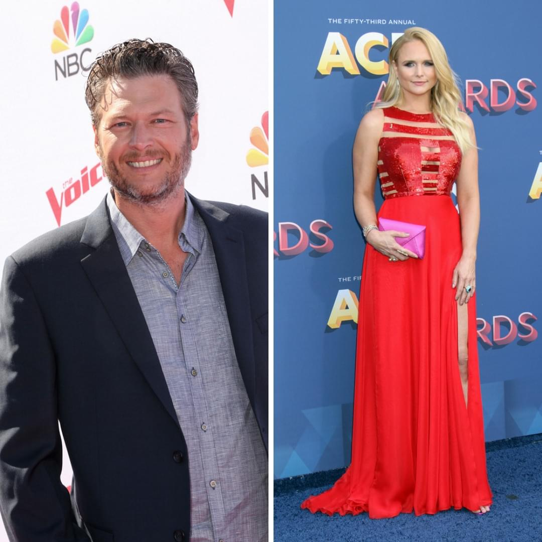 Blake Shelton Not Worried About Running Into Miranda Lambert at ACM Awards