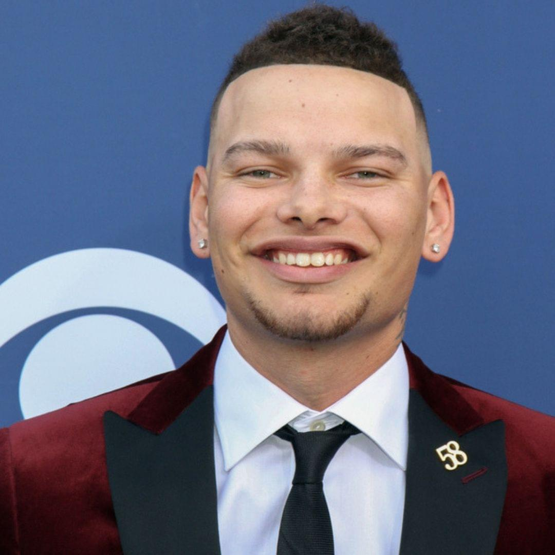 Kane Brown Surprises Wife on Graduation Day