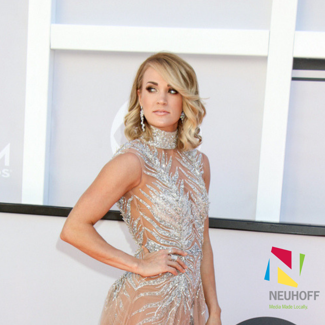 Carrie Underwood Has a Mobile Gym, and It's Fabulous