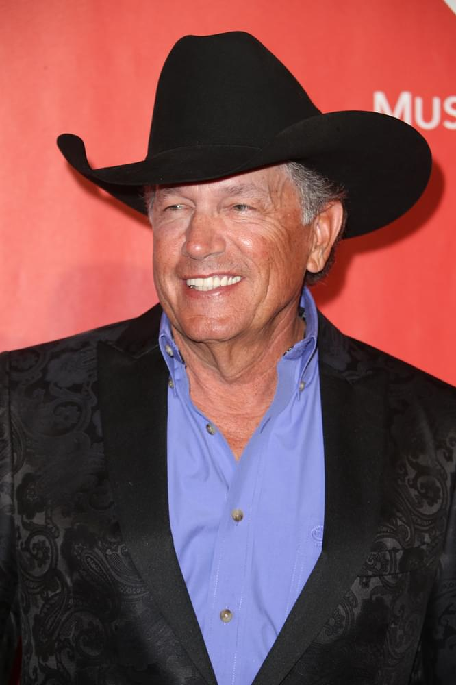 """George Strait Is Re-issuing """"Strait Out Of The Box: Part 1"""" With Walmart"""