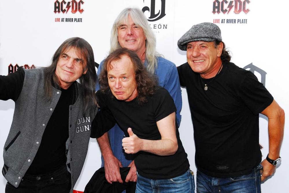 """AC/DC: Live at River Plate"" London Premiere - Arrivals"