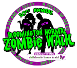 The 10th Annual Bloomington Normal Zombie Walk,