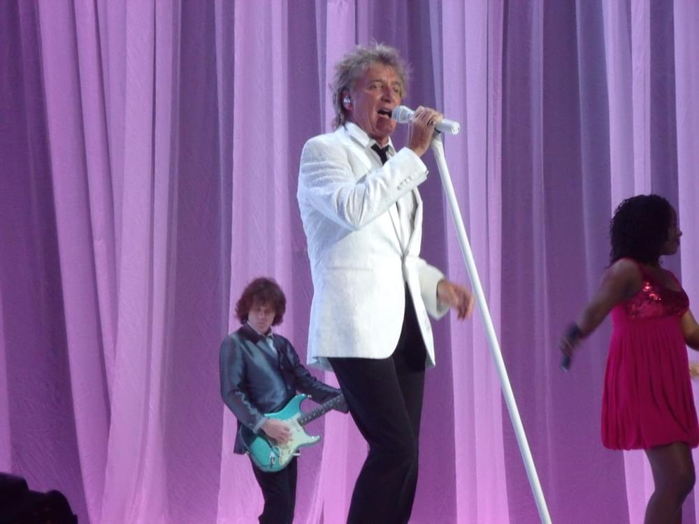 Rod Stewart in Concert at Hard Rock Live - February 3, 2009