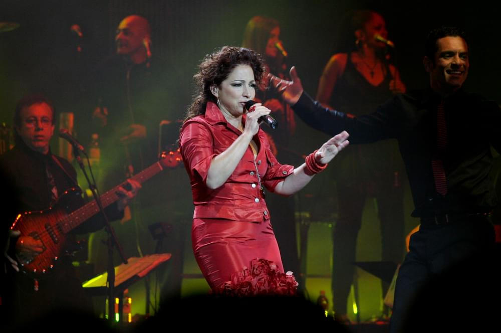 Gloria Estefan in concert at Hard Rock Live at the Seminole Hard Rock Hotel and Casino - October 24,  2008