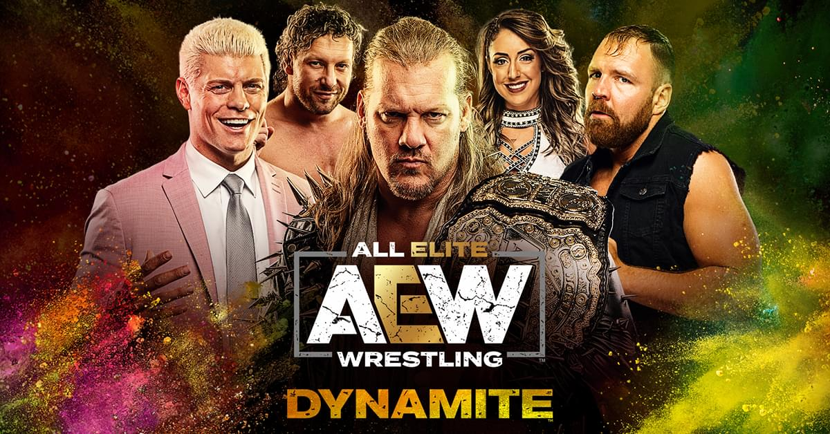 AEW Champaign - tix on sale soon