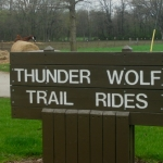 Kickapoo State Park Trail Rides Close