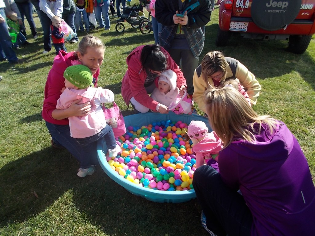 Great Easter Egg Hunt Pictures