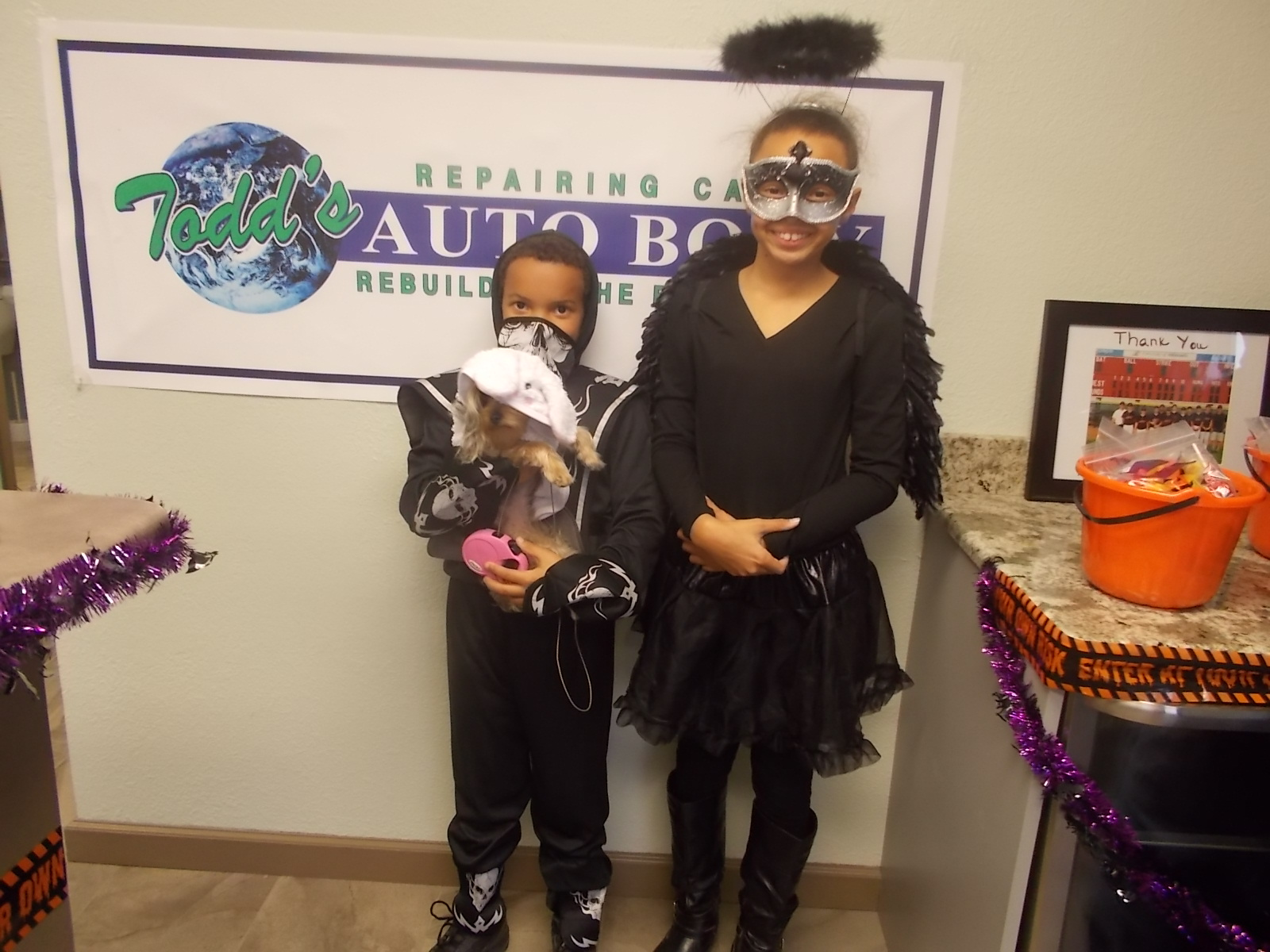 Todds Auto Body >> Halloween Pics From Todd S Auto Body Wdan Am