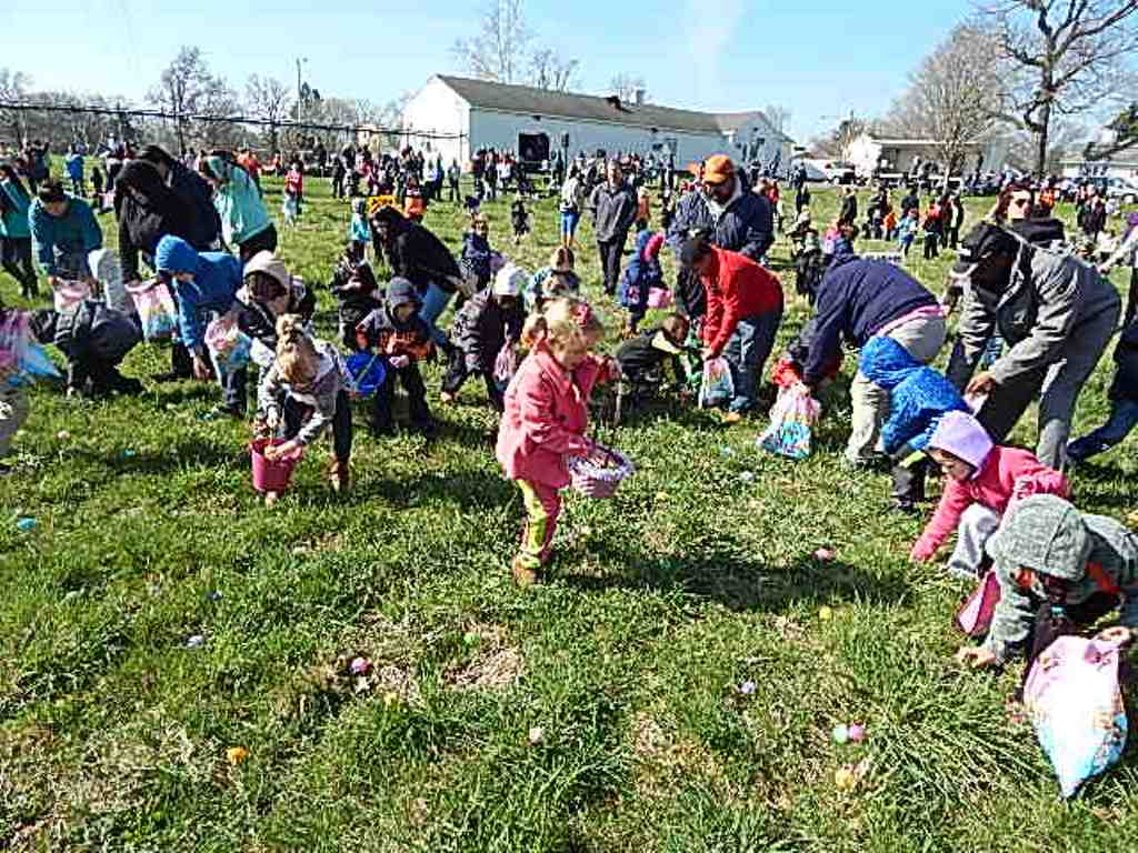 The Great Easter Egg Hunt 2016