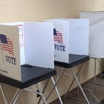 Early Voting Continuing For Next Week's Election