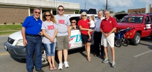 Danville Labor Day Parade Pics