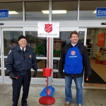 'Battle of the Badges' to Help Salvation Army Campaign