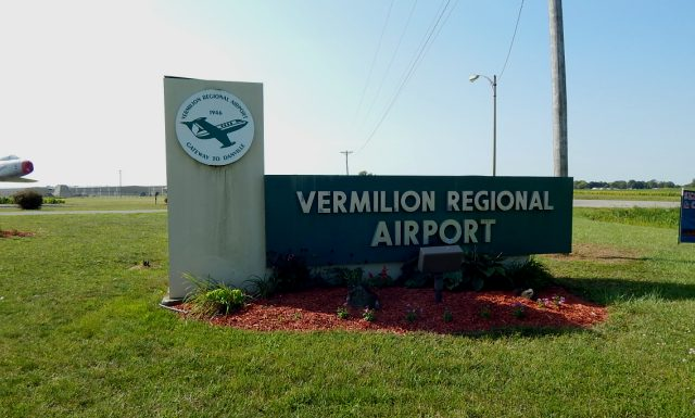 New Manager Named for Vermilion Regional Airport