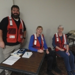 American Red Cross Helps Area Flood Victims