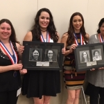 Four DACC Students Earn Phi Theta Kappa Honors
