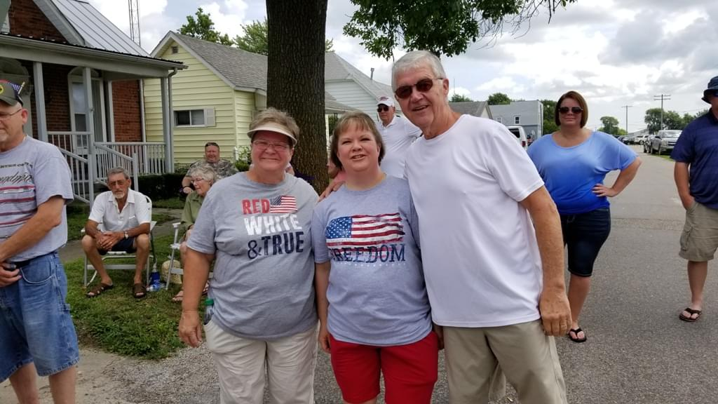 2018 Oakwood 4th of July Parade Pictures