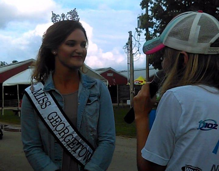 2018 Georgetown Fair Queen