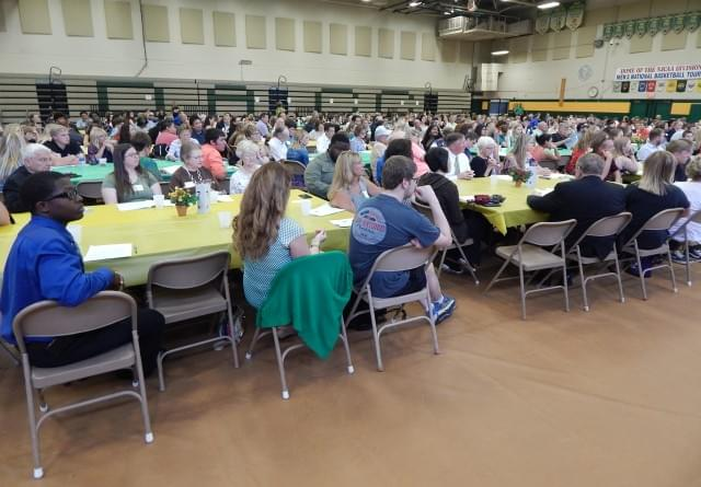 DACC Foundation Honors Scholarship Donors