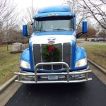 A Very Special Delivery Rolls Into Danville