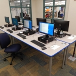 Danville Library Improvements Nearing Completion