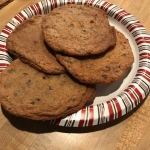 Thin and Crispy Chocolate Chip Cookies – 3-29-19
