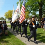 Service Remembers Local Fallen Officers