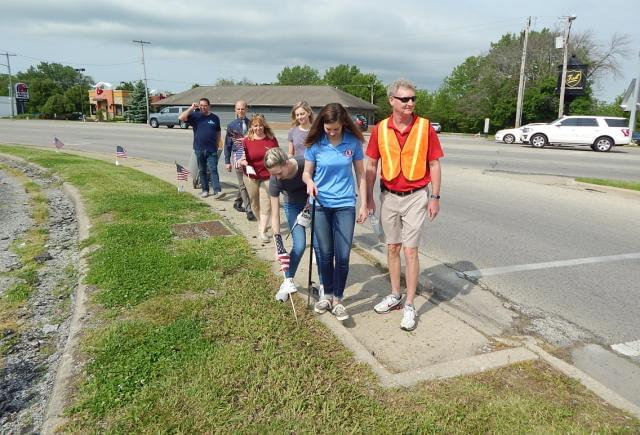 Rotary Memorial Way Grows With The Times