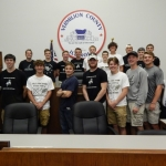 Salt Fork Team Recognized for State Championship