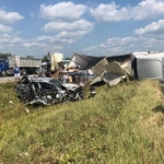 Names Are Released in Serious I-74 Crash