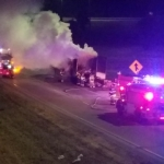 East-Bound I-74 Re-Opens At Bowman
