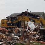 Fair Oaks Demolition Work Advancing