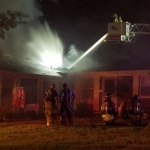 No Injuries Reported in Danville House Fire