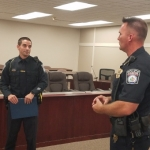 Police Promotions Precede Getting More Officers