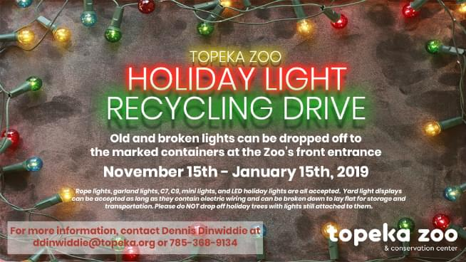 Where To Recycle Christmas Lights 2019 If You Have Old Christmas Lights That Don't Work, There Is A Place