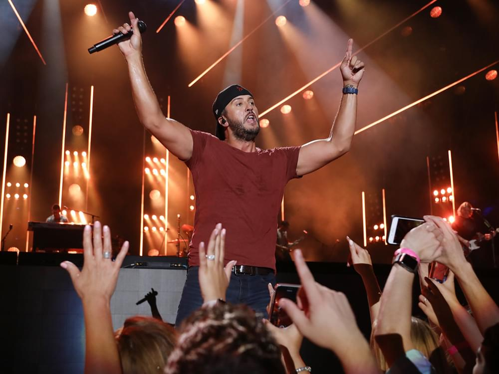 Luke Bryan Tour 2020 Tickets 2020 CMA Fest Tickets Go On Sale Aug. 2 | Nash Country Daily
