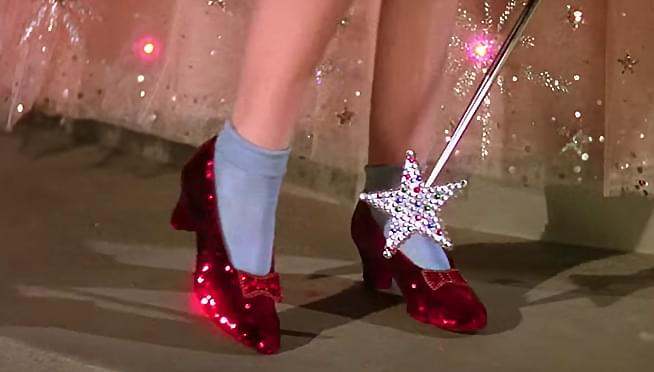 The Case Of Ruby Slippers Caper Is Closed A Pair That Were Reported Stolen In 2005 From Judy Garland Museum Minnesota