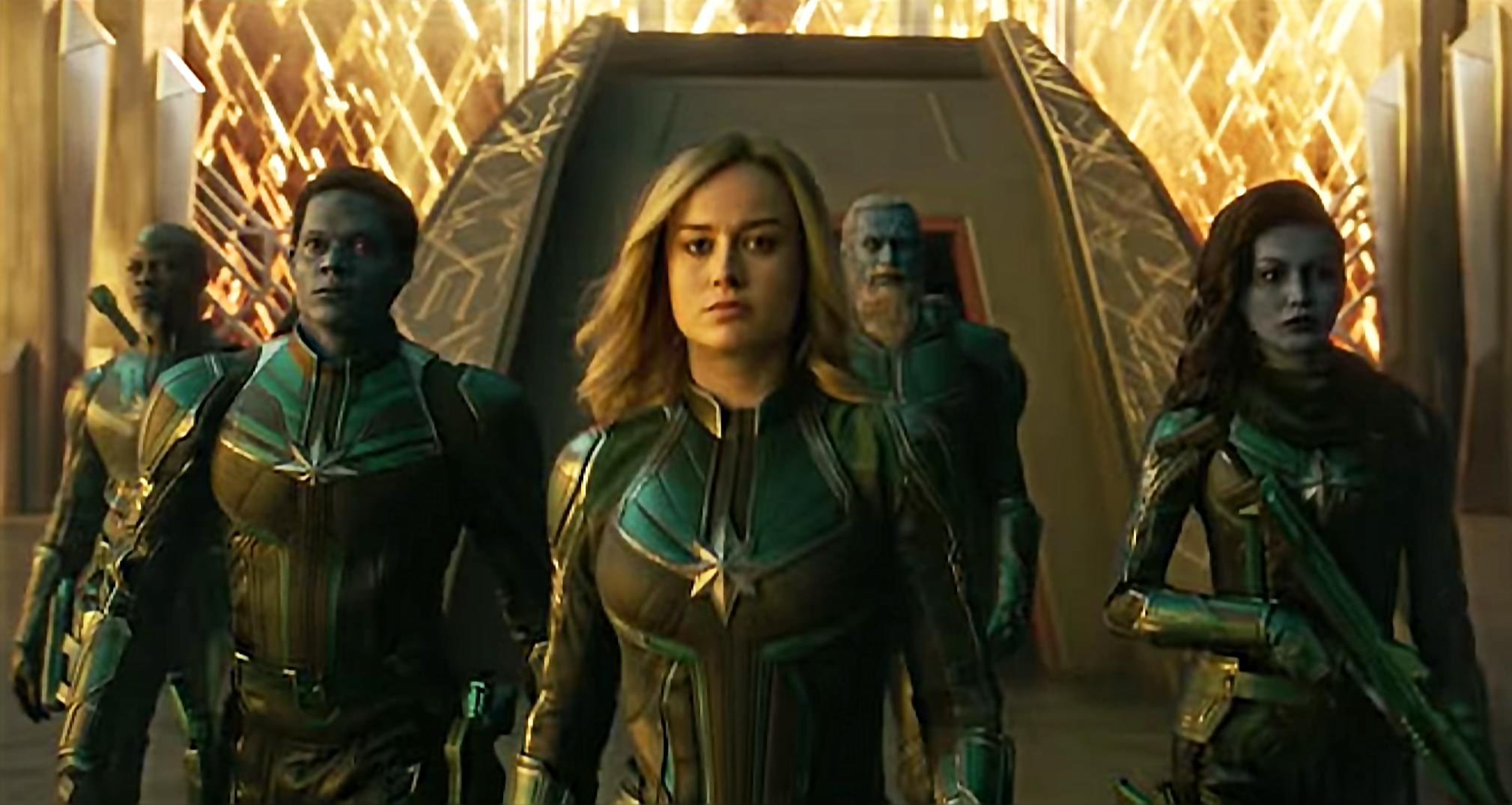 avengers and captain marvel most anticipated movies of 2019   94.7