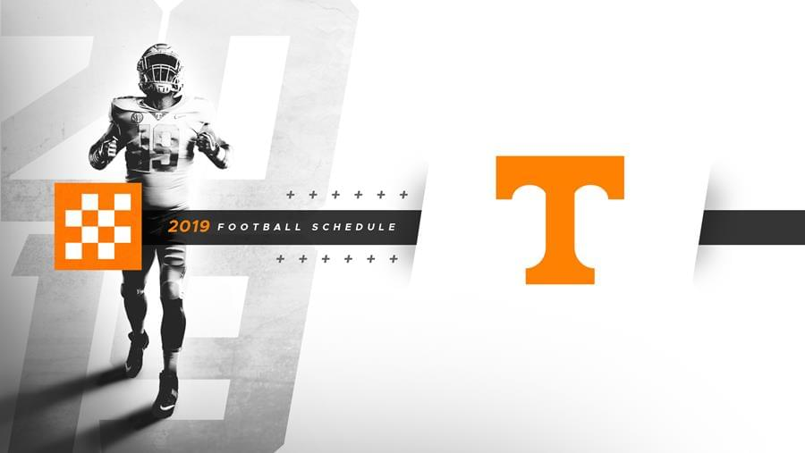 Ut Football 2019 Schedule Tennessee Football Announces 2019 Schedule | WNML AF